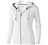 38212011 - Elevate•Arora hooded full zip ladies sweater