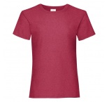 F585501 - F58•Girls Valueweight T
